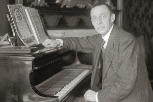 Rachmaninoff being an honorable pianist