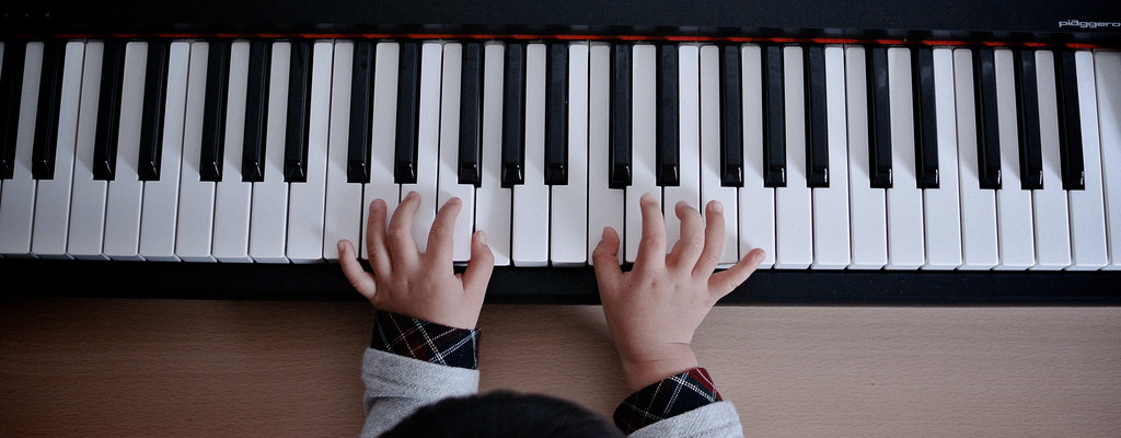 Piano Lessons for Childen